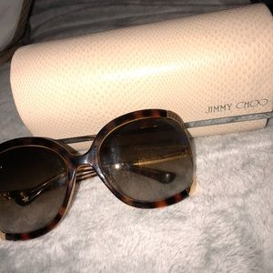 Jimmy Choo Beatrixis Sunglasses